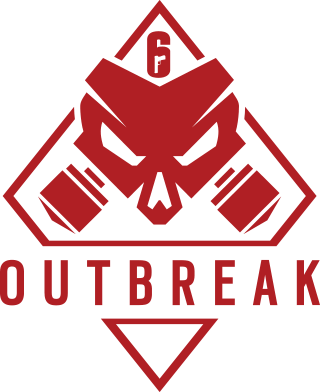 Outbreak logo - Rainbow Six Siege