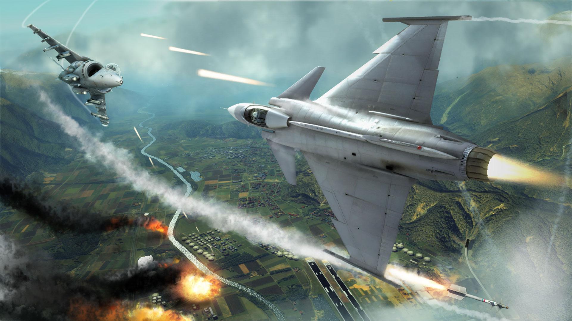 汤姆克兰西之鹰击长空2/单机.局域网联机插图