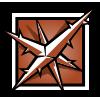 Lesion Icon - Rainbow Six Siege