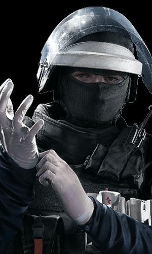 Doc Portrait - Rainbow Six Siege