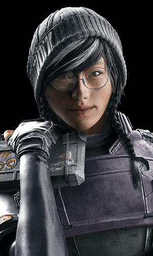 Dokkaebi Portrait - Rainbow Six Siege