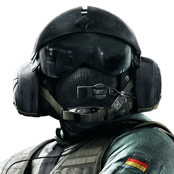 Jager Portrait - Rainbow Six Siege