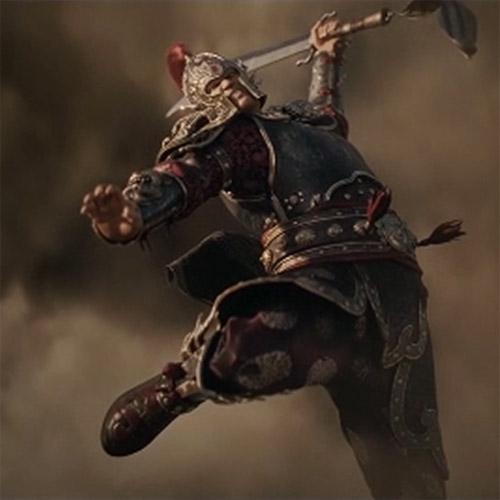 《荣耀战魂》E3预告片