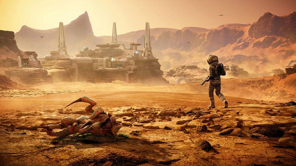 《孤岛惊魂5》第二个全新冒险故事《火星迷航记》