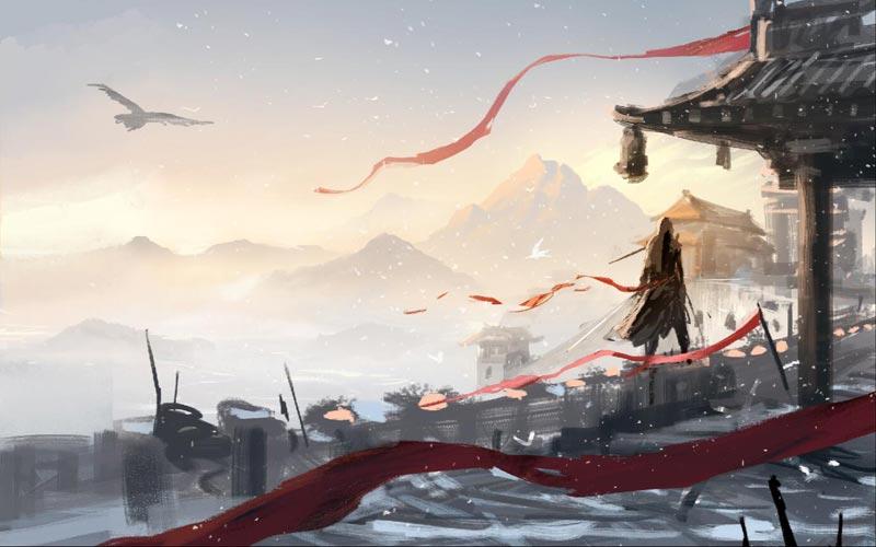 《刺客信条:大明风云》封面概念图