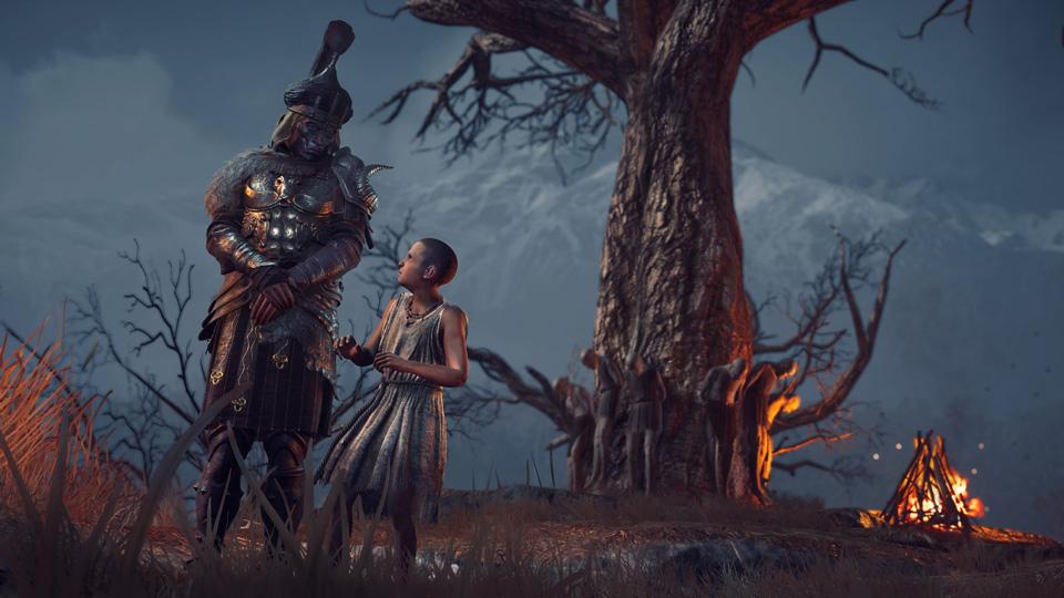 《刺客信条:奥德赛》第一把袖剑之传承