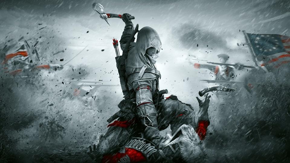 重温美国革命!《刺客信条3》重制版3月29日发售