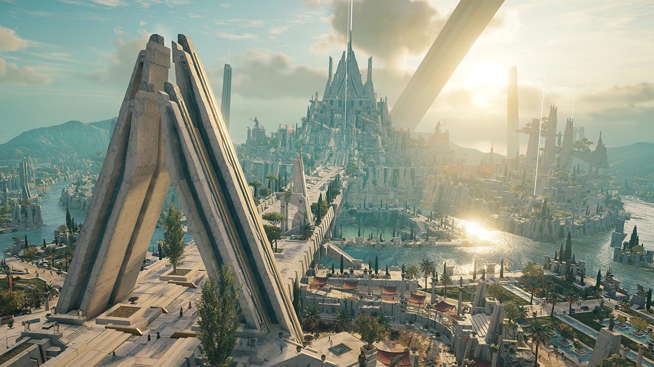 《刺客信条:奥德赛》DLC亚特兰蒂斯之命运第三章即将上线